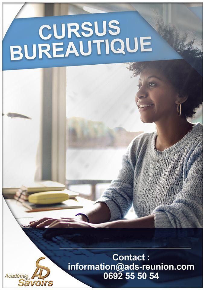 Cursus bureautique